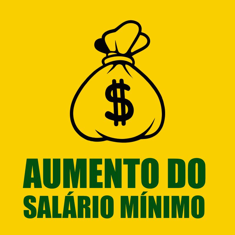 Aumento do Salário Mínimo 2022