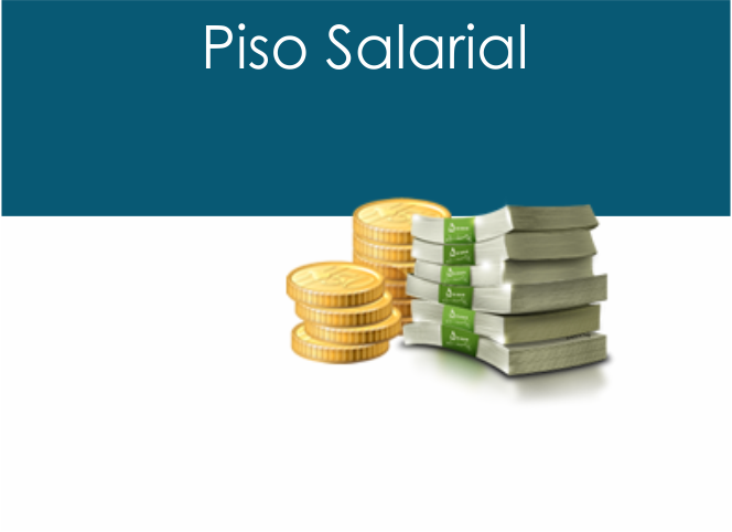 Piso Salarial 2022